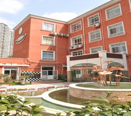 上海黄浦区荷花池幼儿园